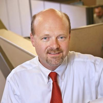 Robert D. Smith Headshot