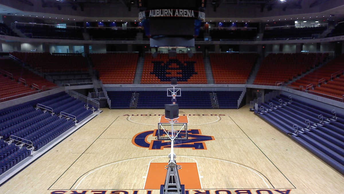 Auburn Commissioning of New Basketball Arena - Image 2