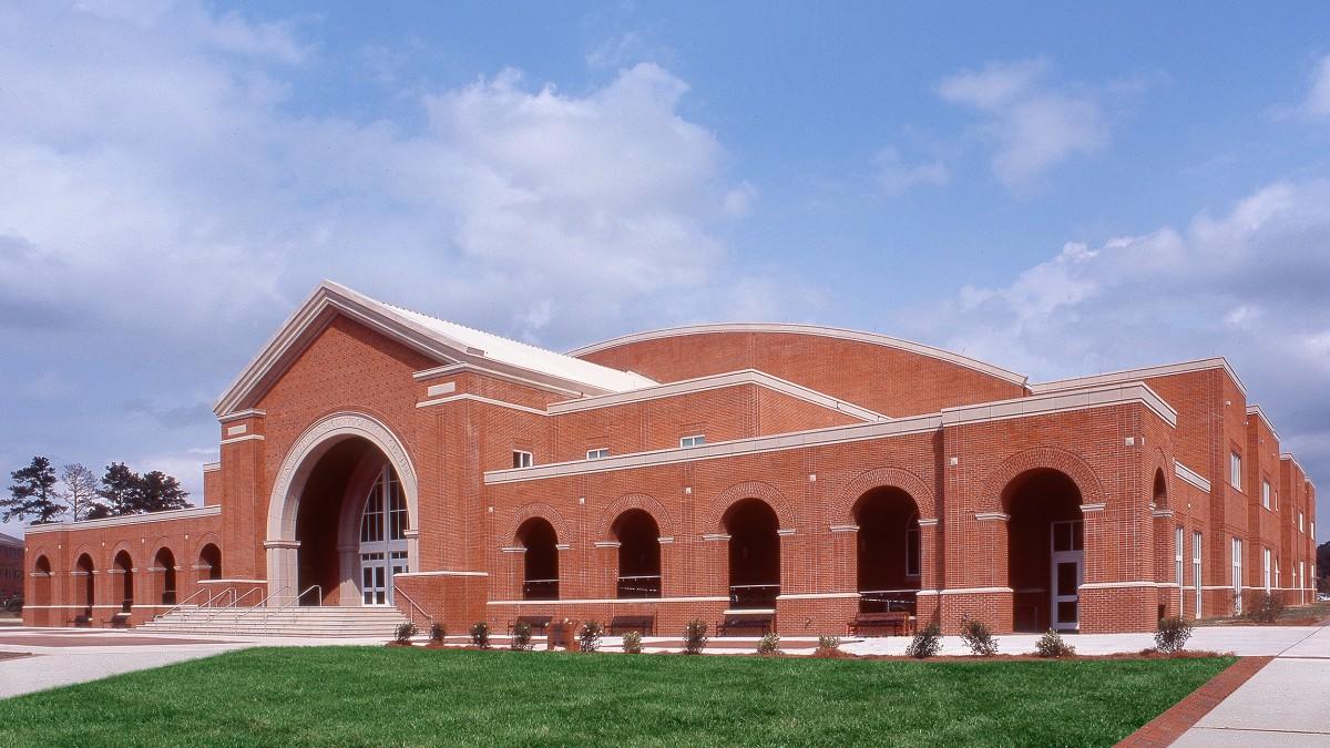 Campbell John W. Pope, Jr. Convocation Center - Image 1