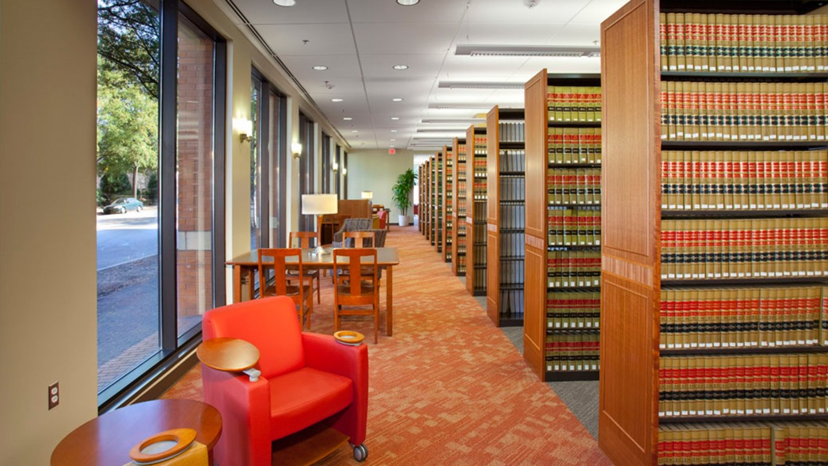 Campbell Law School Relocation & Conversion - Image 2