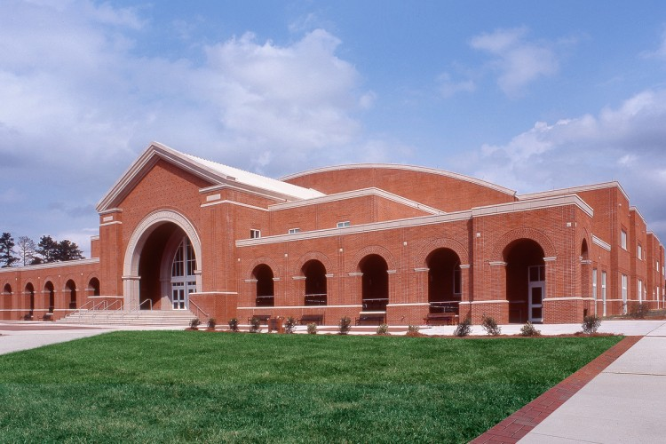 Sports & Recreation Project - Campbell John W. Pope, Jr. Convocation Center