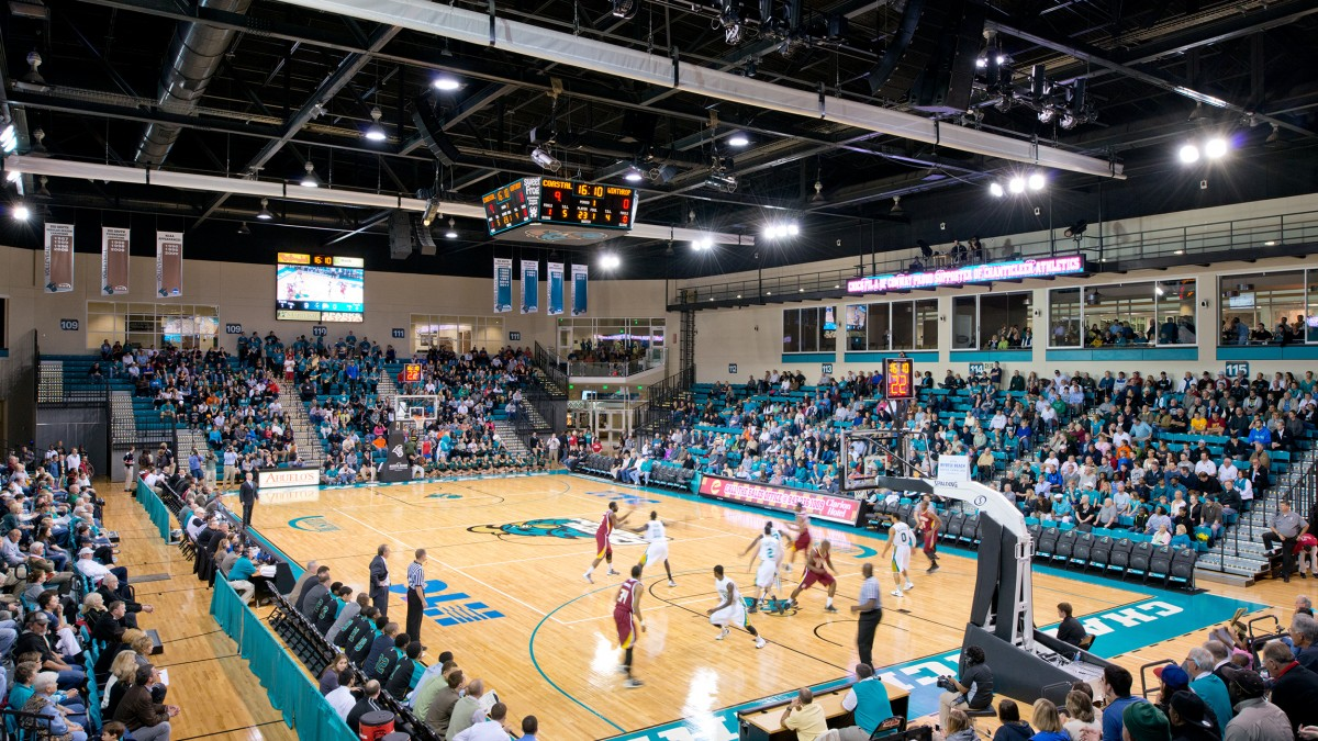 Coastal Carolina Student Recreation and Convocation Center - Image 1