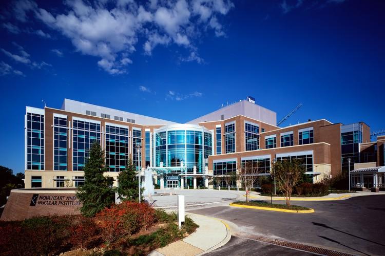 Healthcare Project - Fairfax Hospital Heart & Vascular Institute