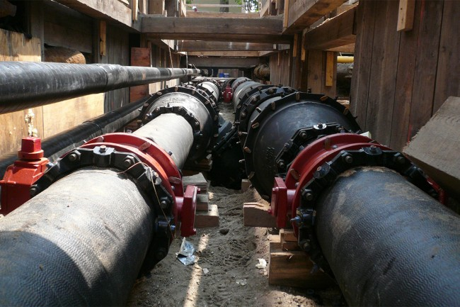Harvard Campus Utility Expansion