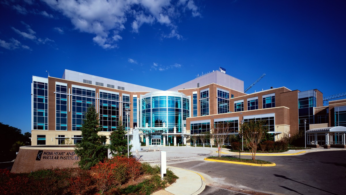 Fairfax Hospital Heart & Vascular Institute - Image 1