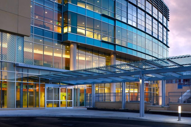 Kennedy Krieger Institute New Children's Medical Center