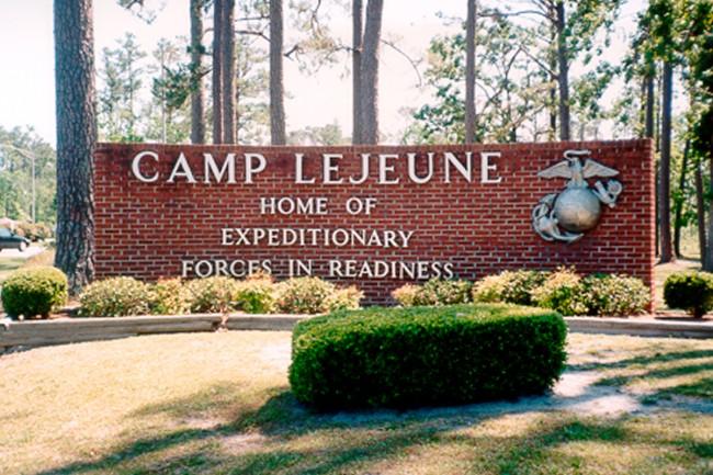 Camp Lejeune Marine Corps Base