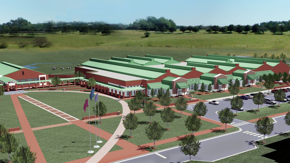 NCSU Veterinary Medical Center Upgrade - Image 1