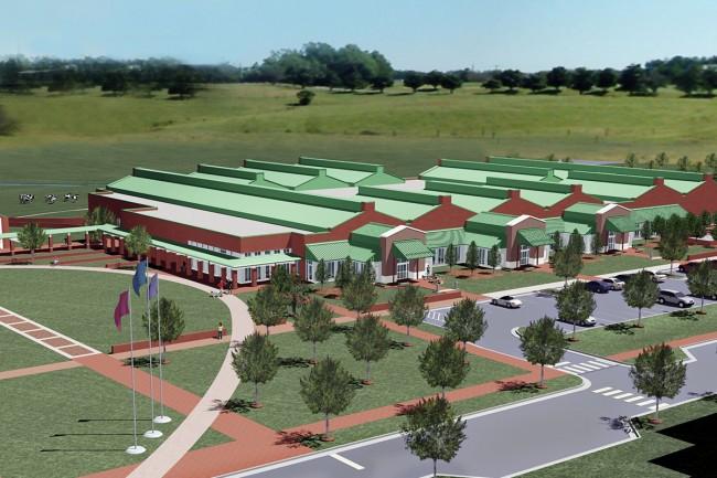 NCSU Veterinary Medical Center Upgrade