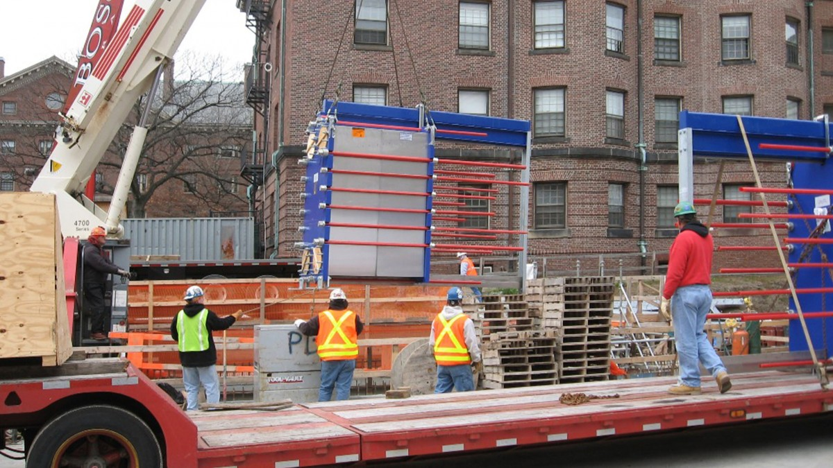 Harvard Campus Utility System Expansions - Image 1