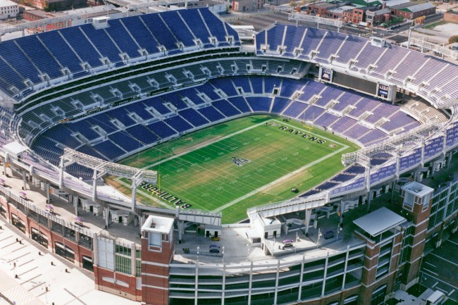 M&T Bank - Baltimore Ravens Stadium