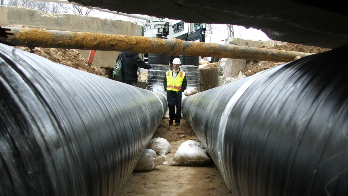 SUNY Campus Utility System Renewal - Image 1
