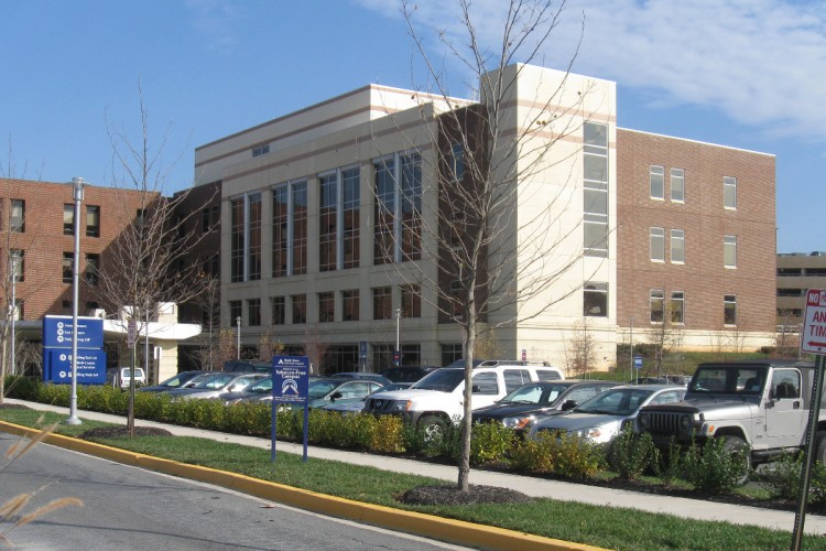 Healthcare Project - Shady Grove Hospital Expansion