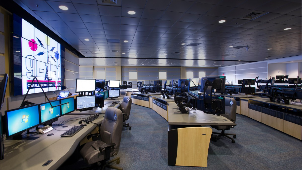 Charleston County Consolidated 911 Center - Image 2