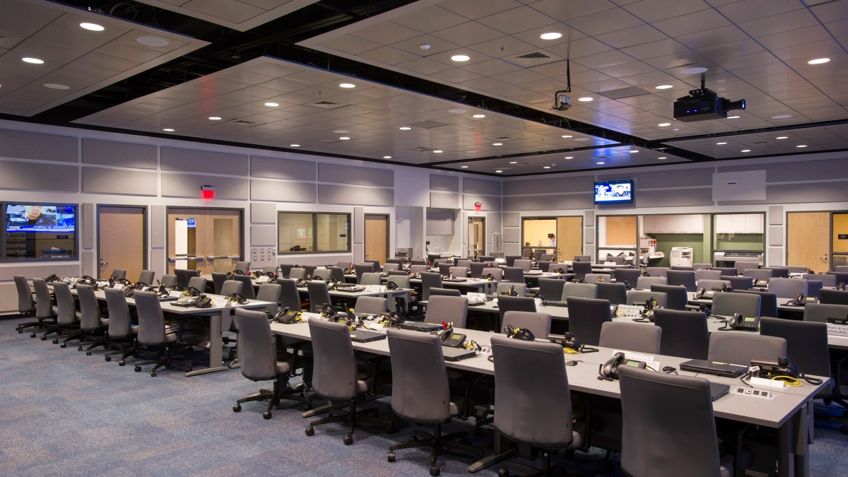 Charleston County Consolidated 911 Center - Image 3