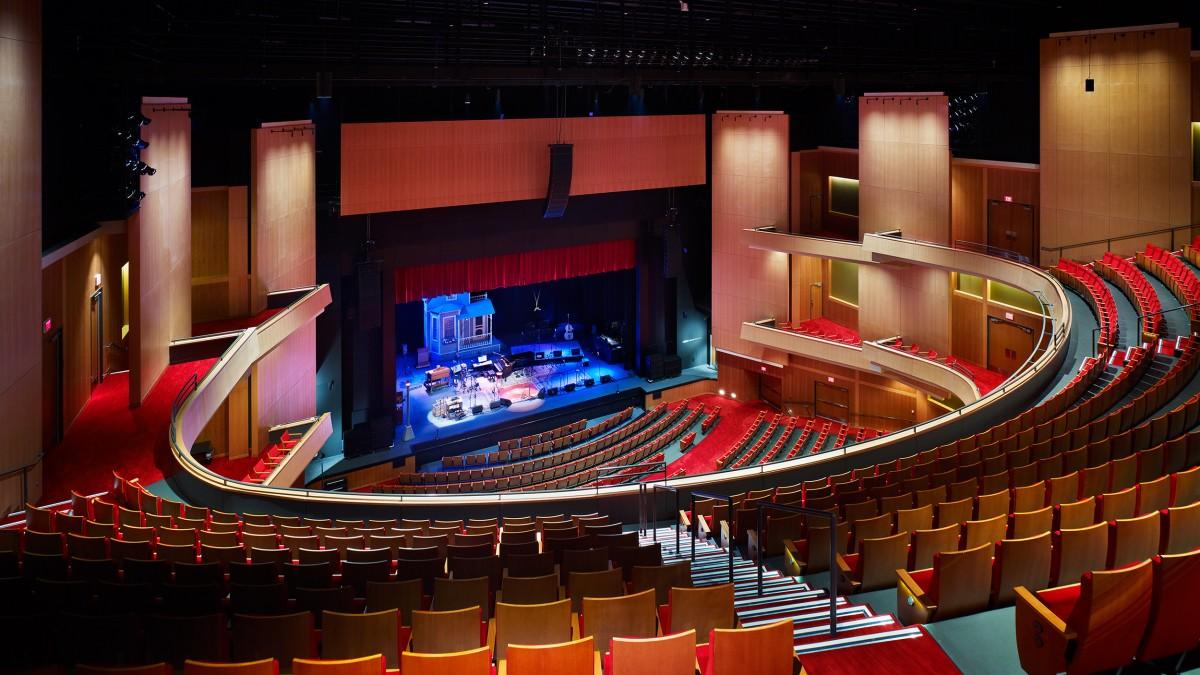 Durham Performing Arts Center - Image 2