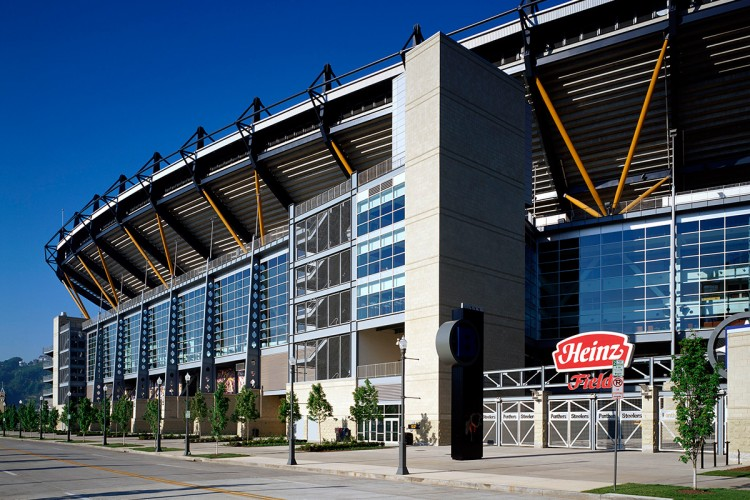 Sports & Recreation Project - Heinz Field - Pittsburgh Steelers Stadium