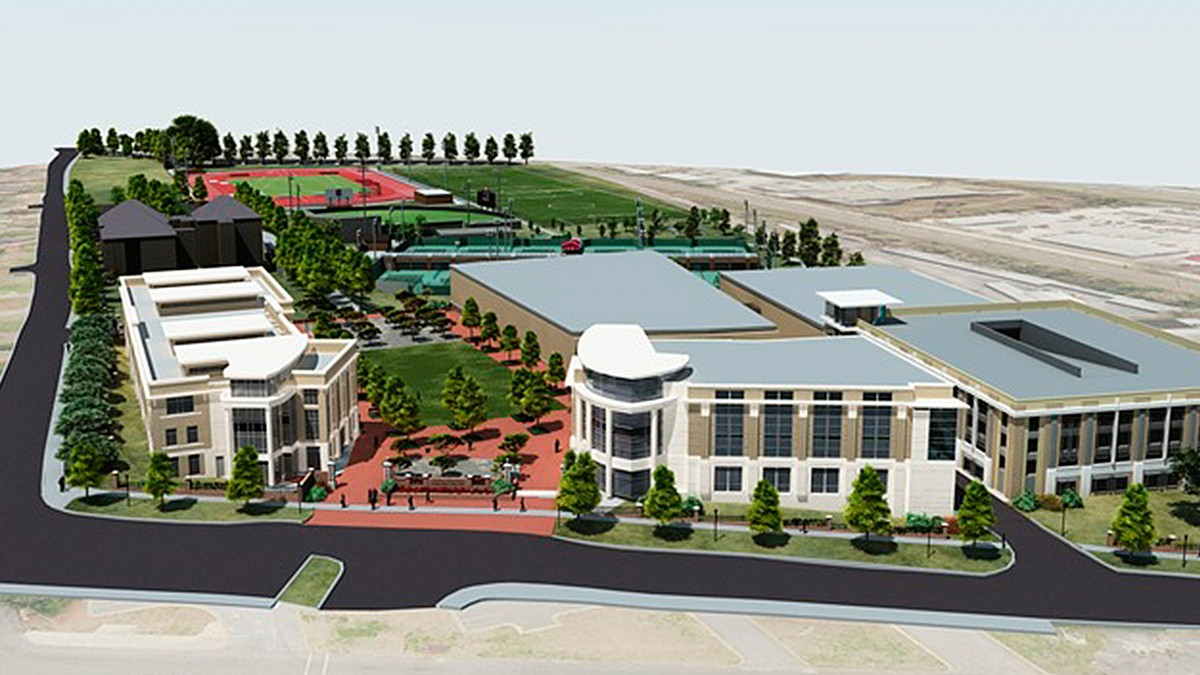 USC Roost Athletic Complex Master Plan - Image 2