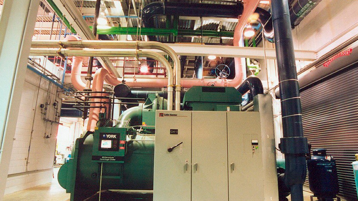 UVA Chilled Water, Steam & Electric Upgrade - Image 1