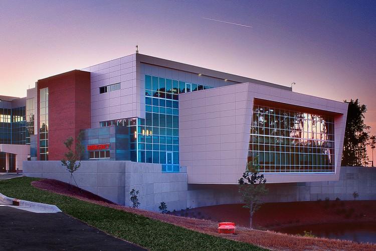 Healthcare Project - WakeMed Healthplex
