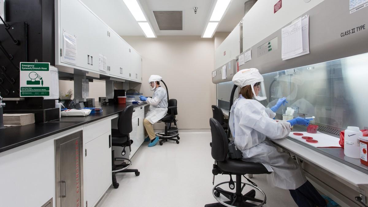 Biosafety Level 3 Laboratory Suite Renovation - Image 2