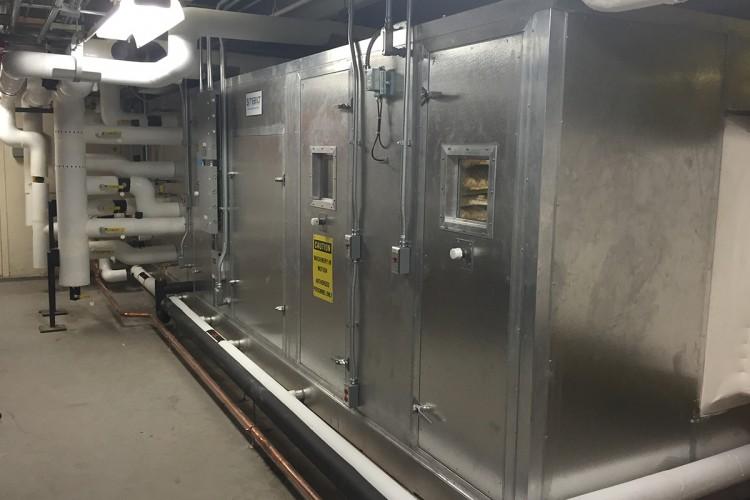 Healthcare Project - Duke Hospital Facility Upgrades