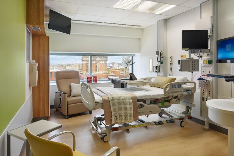 Healthcare Project - JHU Nelson/Harvey Patient Building Renovation