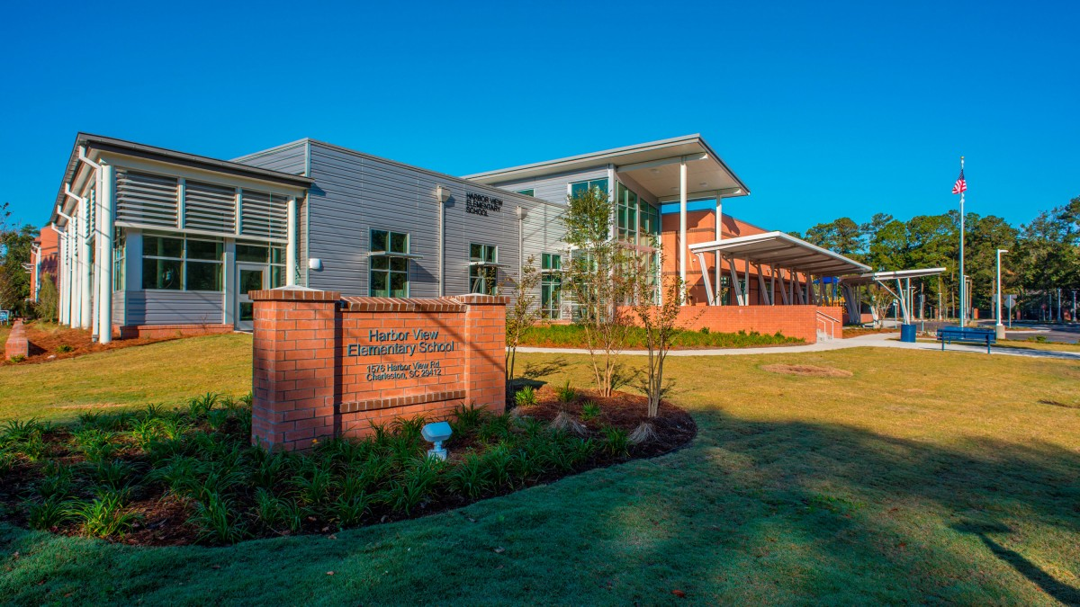 New Harbor View Elementary School - Image 1