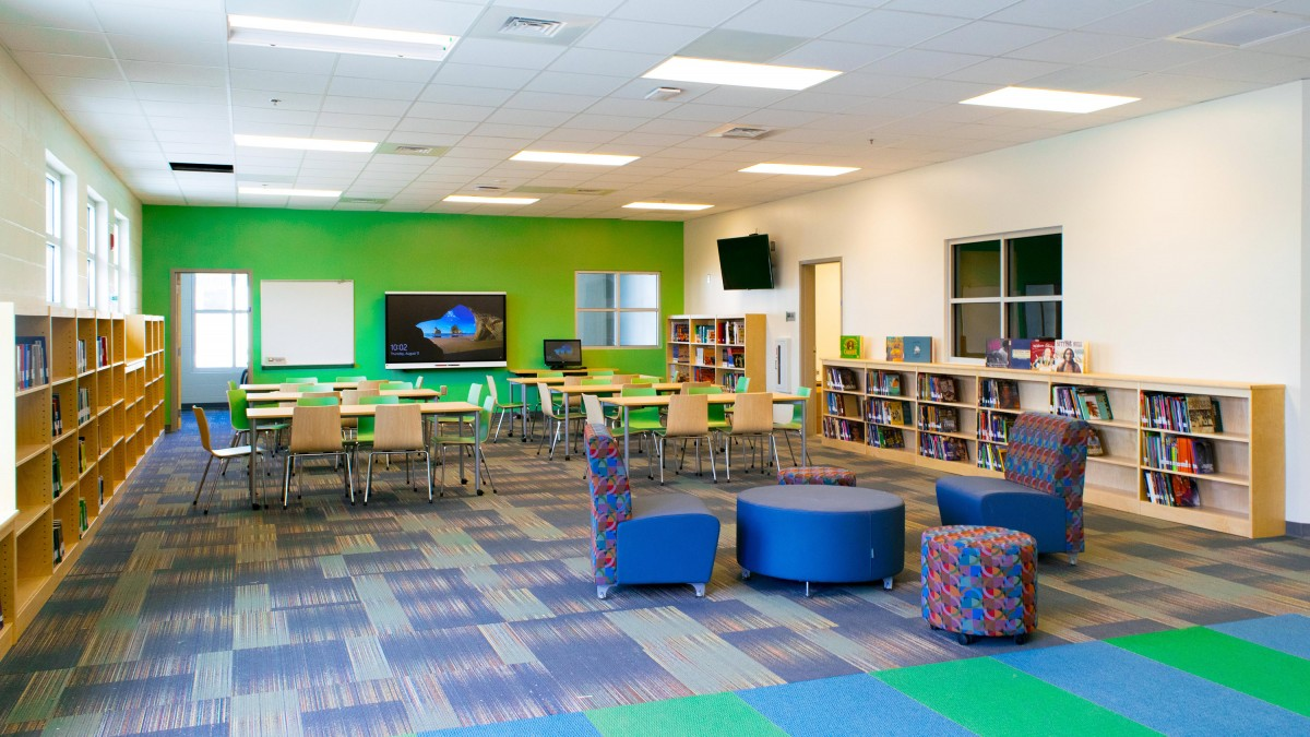 New Philip Simmons Elementary/Middle School (K-8) - Image 1