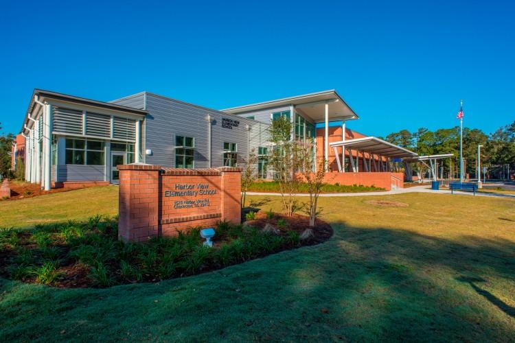 K-12 Schools Project - New Harbor View Elementary School