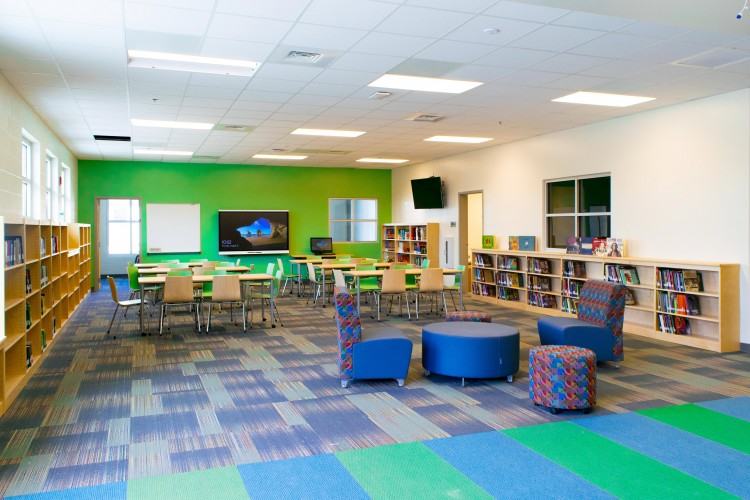 K-12 Schools Project - New Philip Simmons Elementary/Middle School (K-8)