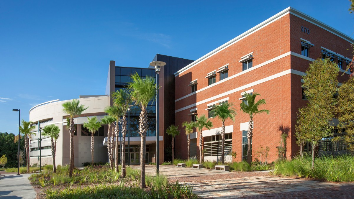 Trident Technical College Nursing and Science Building - Image 1