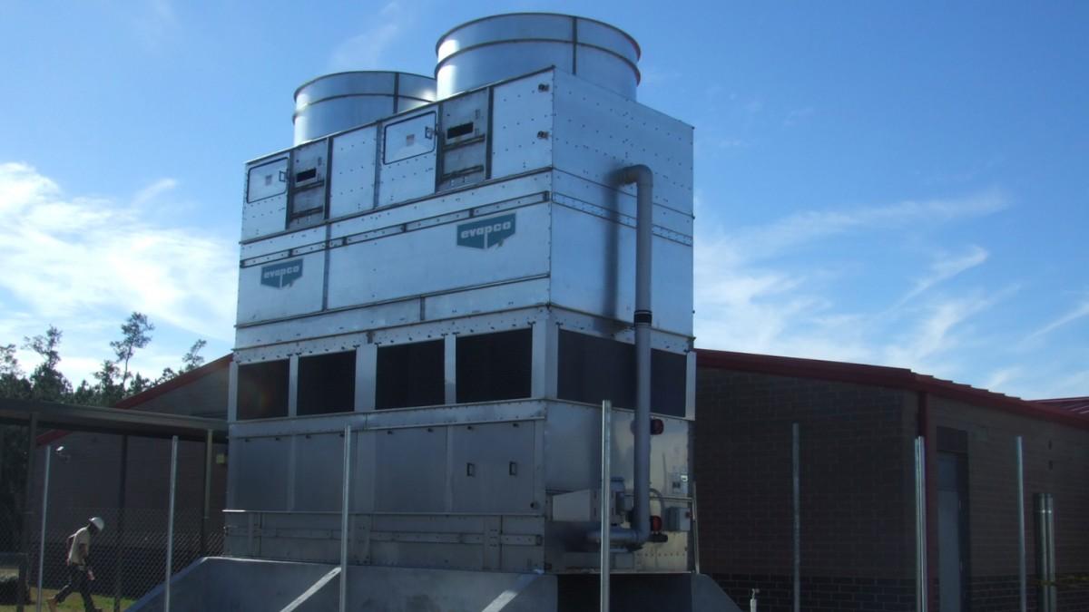 Timberland High School HVAC Renovation - Image 1