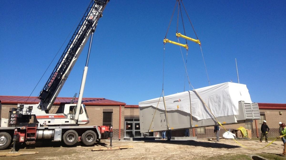 Timberland High School HVAC Renovation - Image 3