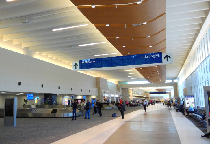 Aviation Project - Greenville-Spartanburg International Airport Expansion