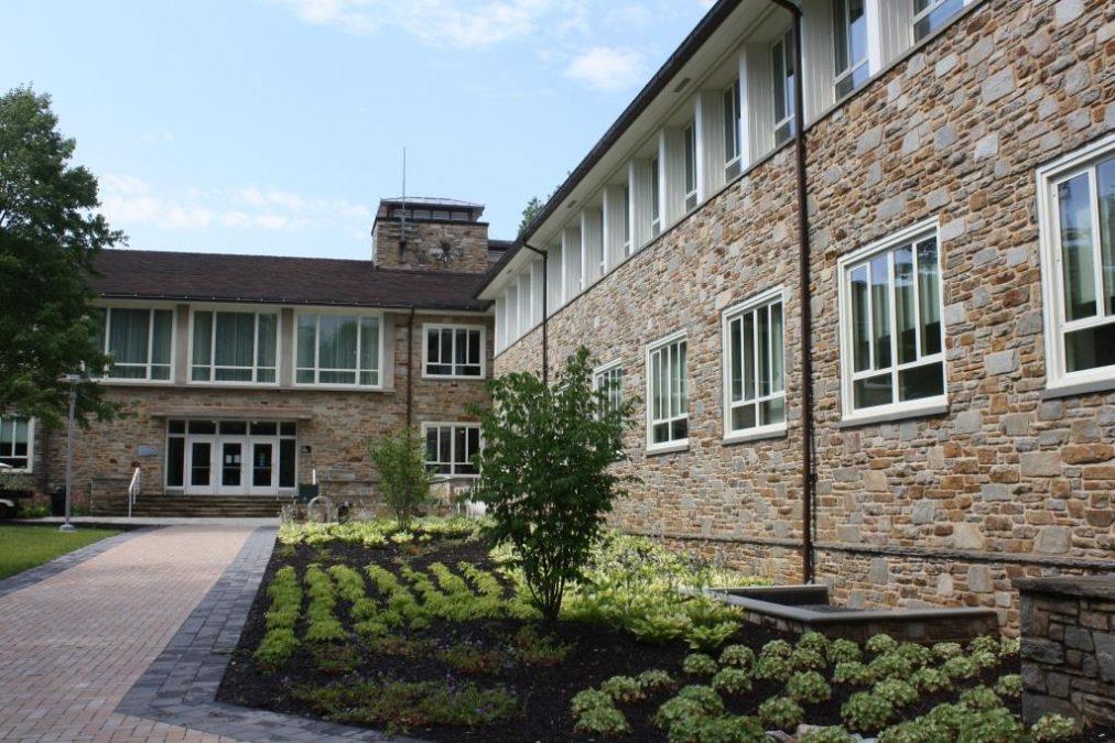 Goucher College Julia Rogers Building Renovation - Image 1