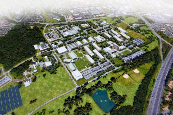 RMF's NIST Master Plan Project Wins American Planning Association Award