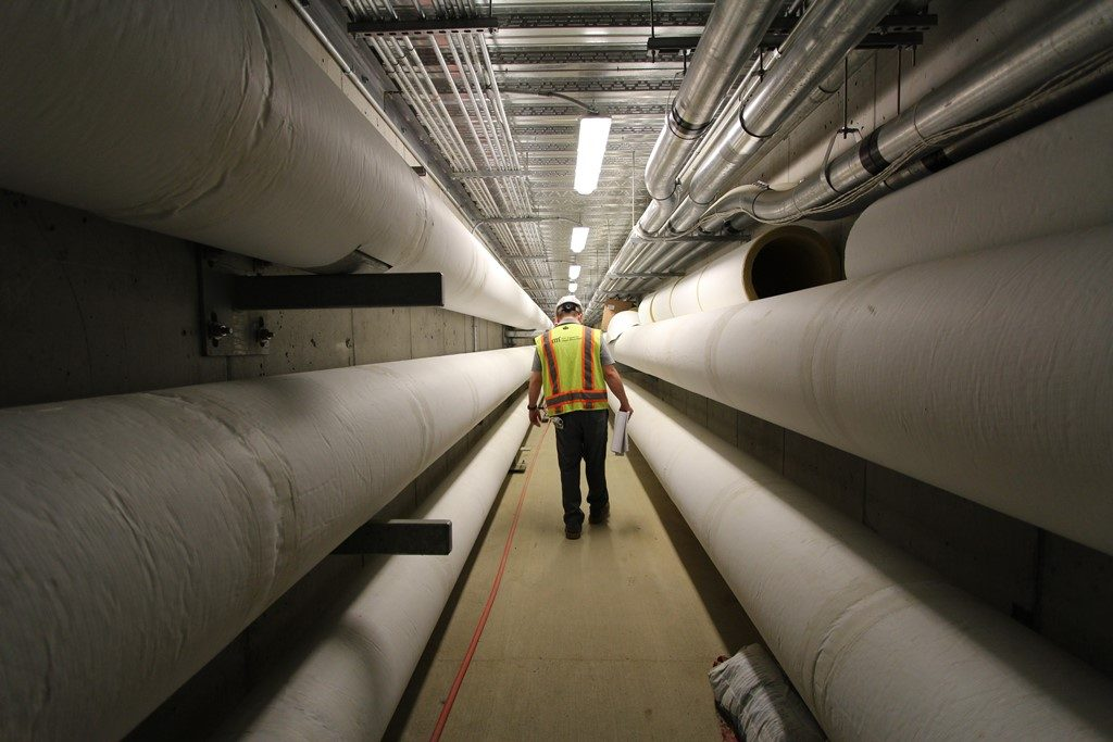 A Civil Engineer's Approach to Utility TunnelsRMF Newsroom -