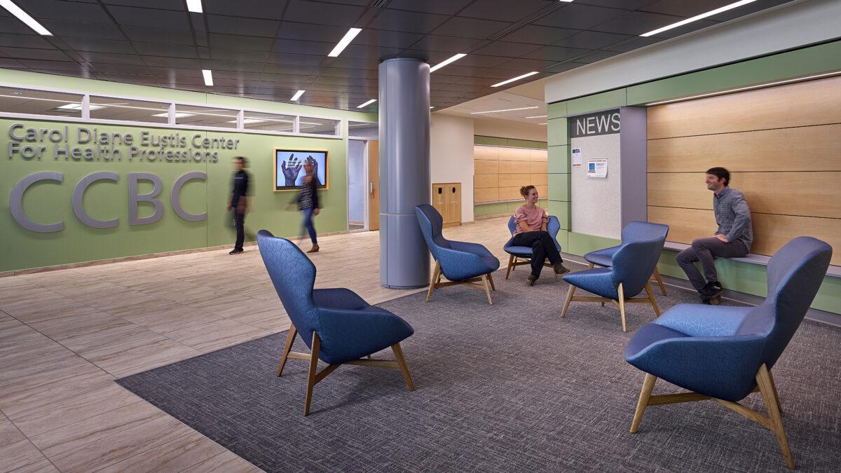 New Carol D. Eustis Center for Health Professions Building - Image 2