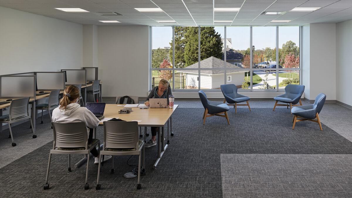 New Carol D. Eustis Center for Health Professions Building - Image 3