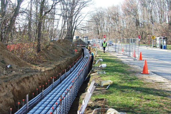 Stony Brook University Campus-Wide Medium Voltage Distribution System Replacement