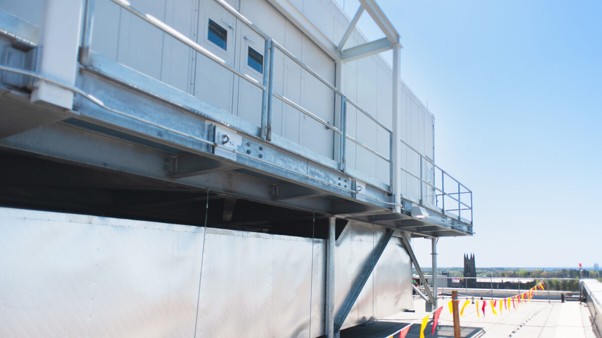 Duke University Medical Center Bed Tower Addition - Image 2