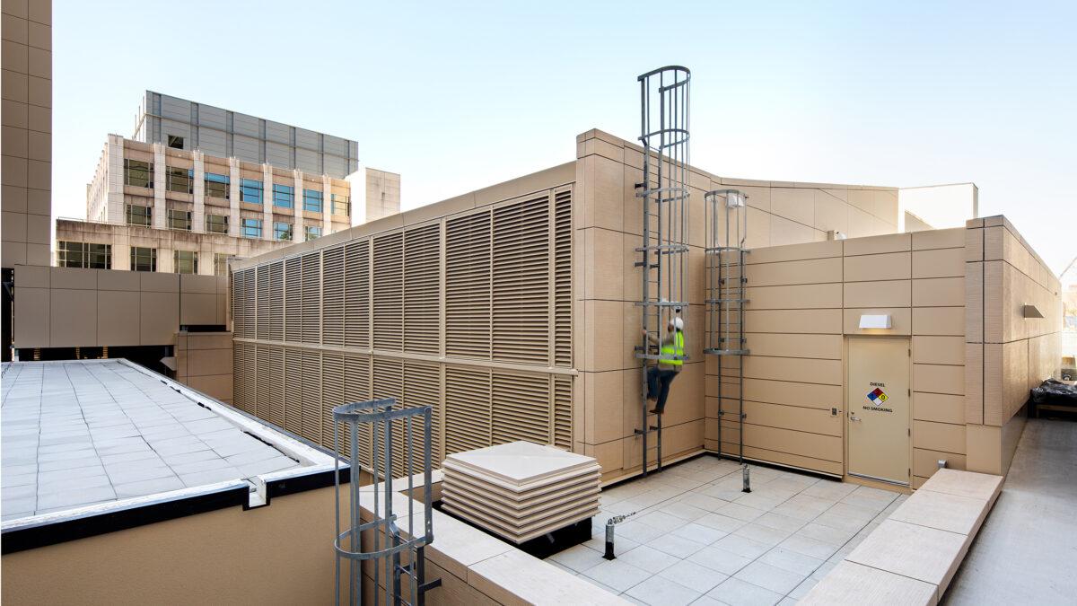 Duke University Medical Center Generator Hub - Image 3