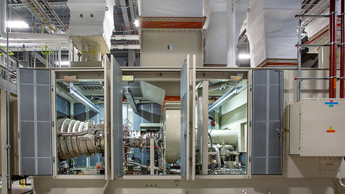 Milton S. Hershey Medical Center New Combined Heat and Power Plant Commissioning - Image 1