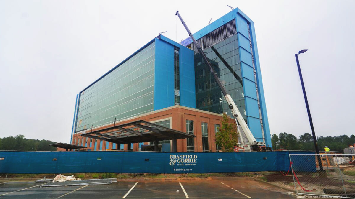 New Holly Springs Hospital and Central Energy Plant - Image 3
