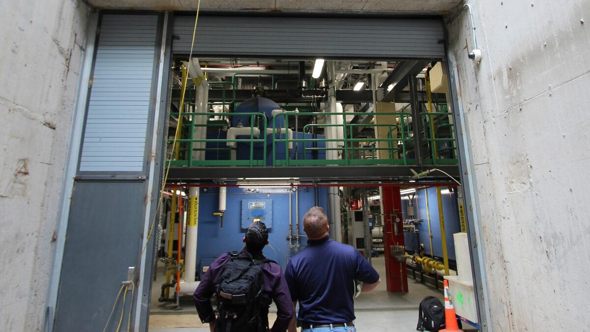 Basic Sciences Building Boiler Replacement - Image 2