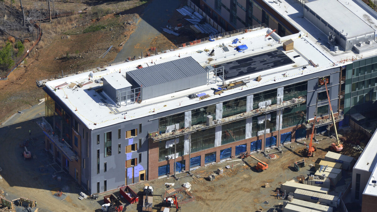Hillsborough Campus Bed Tower and CEP Addition - Image 3