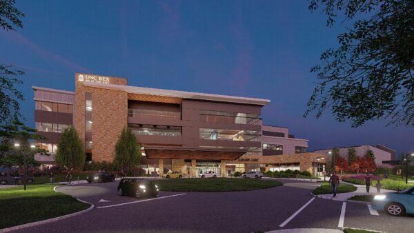 UNC REX Cancer Center