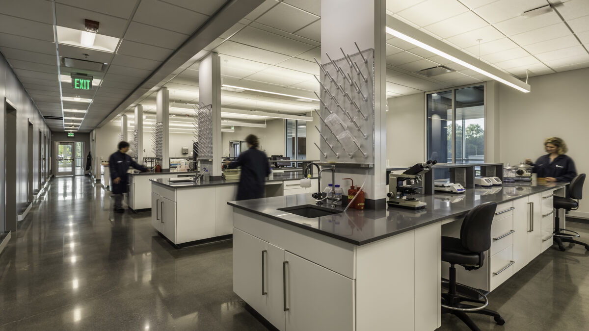 New Laboratory Operations Building - Image 2