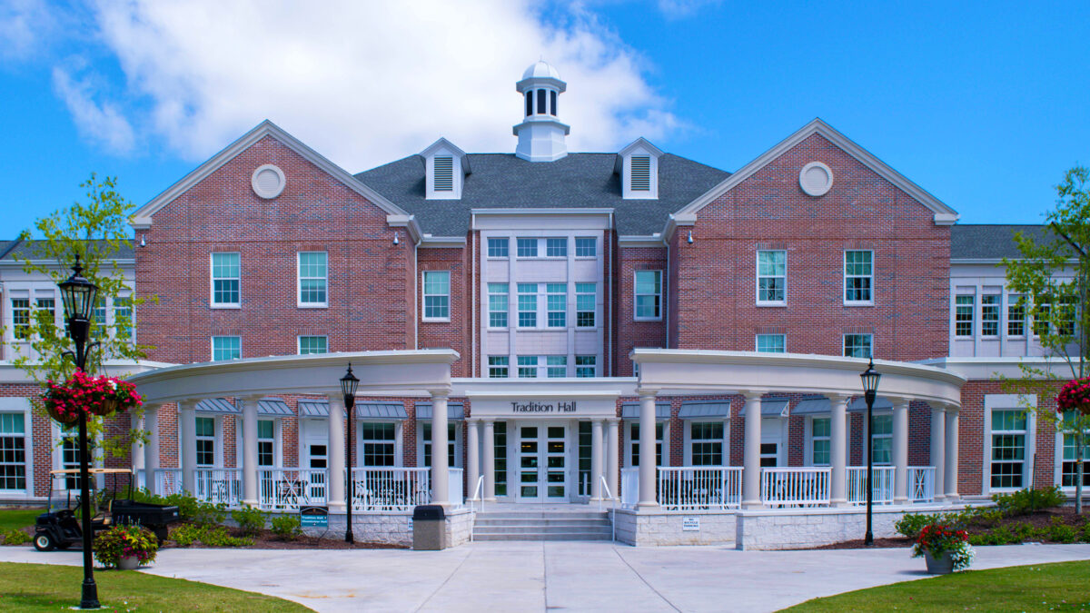 New Student Housing Complex - Image 1